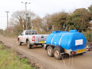 Water Bowser Hire for Events and Festivals