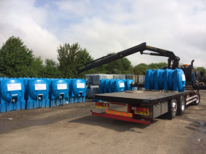 Event Festival Water Tank Hire