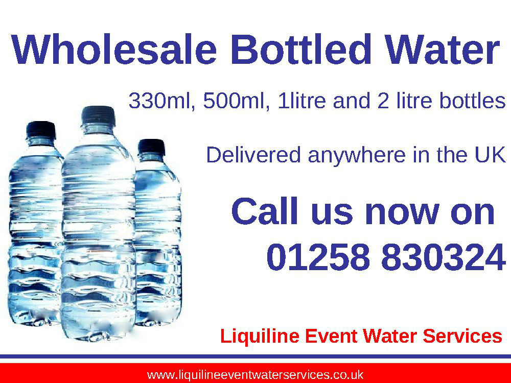Wholesale Bottled Water
