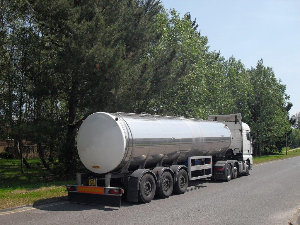Another Tanker On It's Way!
