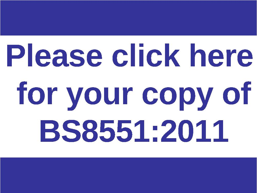 Where can you buy BS8551?