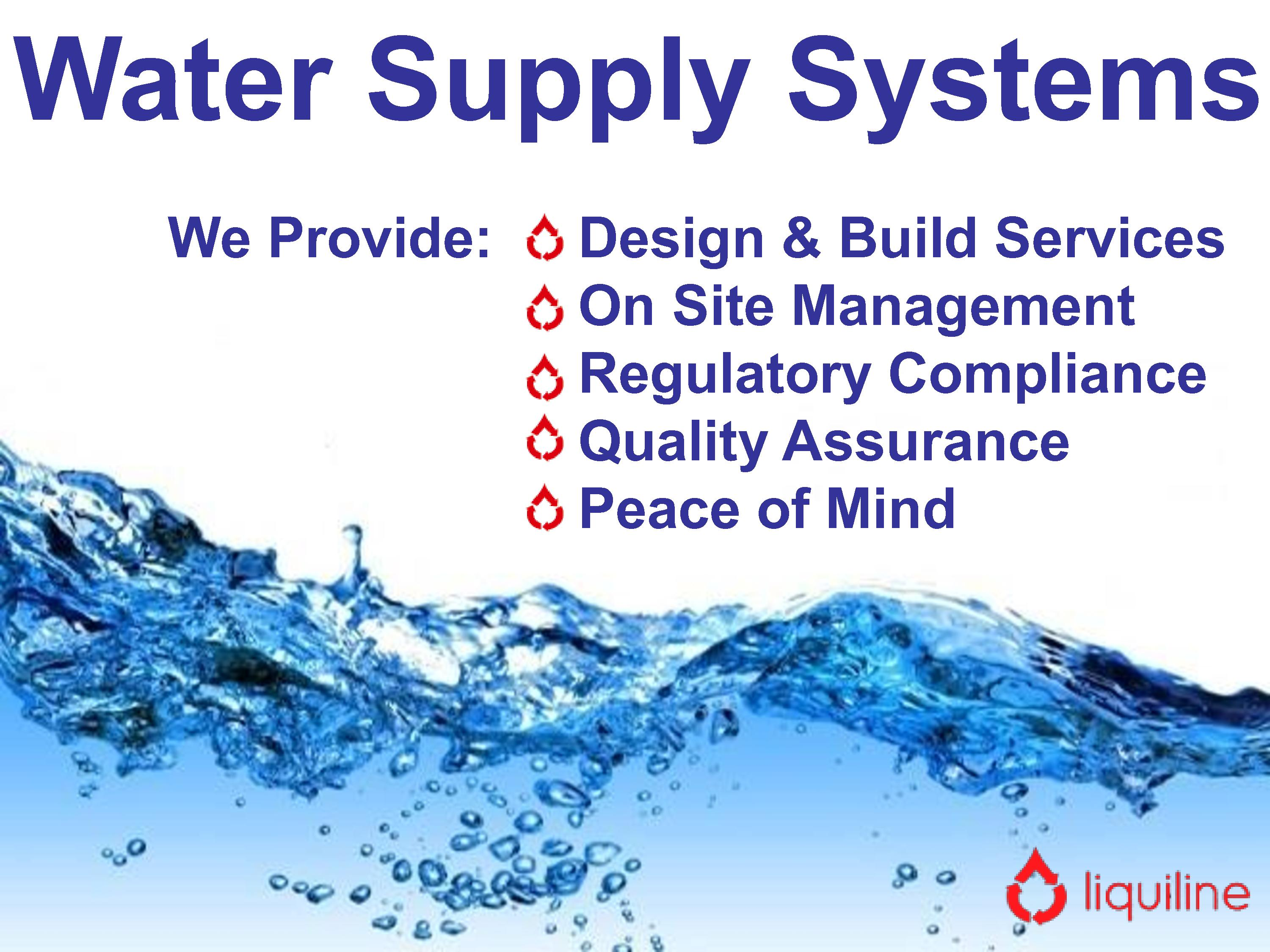 QUALITY ASSURED WATER SYSTEMS