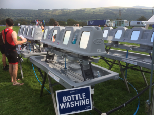 Festival Event Sink Hire