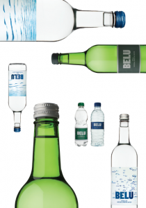 Belu is a carbon neutral bottled water only available in the UK. All prifits from it's sale are donated to WaterAid, who deliver safe drinking water and sanitation to communities in 26 countries. To find out more call 01258 830324